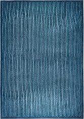 Niebieski Nowoczesny Dywan – LACCETTI MARE 9024 Splendore di Venezia