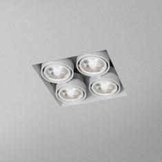 SQUARES 50×4 LED SQ trimless AQForm