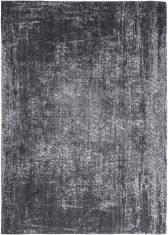 Dywan Szaro Czarny w Jodełkę – HARLEM CONTRAST 8425 Louis De Poortere