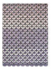 Nowoczesny Dywan o abstrakcyjnym wzorze – MOSQUERADE PINK 160002 Ted Baker
