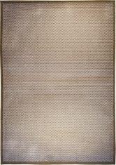 Złoty Dywan Nowoczesny – CUBETTI BEIGE BRILLANTE 9031 Splendore di Venezia