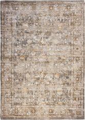 Beżowy Dywan Vintage - SULEIMAN GREY 8884 Louis De Poortere
