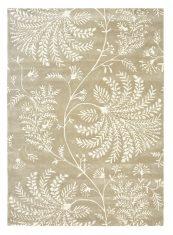 Beżowy Dywan w Kwiaty – MAPPERTON LINEN 45901 Sanderson
