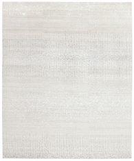 Biało Szary Dywan Wycinany – SHANGRI LA ROCOCO 7030 Reza's