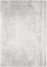 Biały Dywan w Jodełkę - WHITE PLAINS 8929 Louis De Poortere