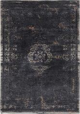 Czarny Dywan Klasyczny – MINERAL BLACK 8263 Louis De Poortere