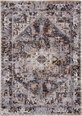 Granatowo Bordowy Dywan Klasyczny – DIVAN BLUE 8707 Louis De Poortere