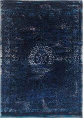 Granatowy Dywan Klasyczny – BLUE NIGHT 8254 Louis De Poortere