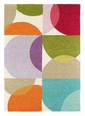Kolorowy Dywan Geometryczny - KALEIDO POP 26000 Scion Living