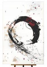 Obraz abstrakcyjny Japan 100x150cm BBHome