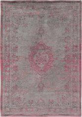 Różowo Szary Dywan Klasyczny – PINK FLASH 8261 Louis De Poortere