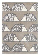 Szary Dywan Dziecięcy – SPIKE PUMICE 26804 – rozmiar 140×200 cm Scion Living