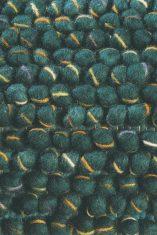 Zielony Dywan Pleciony - COBBLE 29207 Brink & Campman