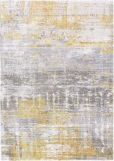 Żółto Szary Dywan Nowoczesny – SEA BRIGHT SUNNY 8715 Louis De Poortere