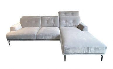 Sofa narożna Zola MTI Furninova -z ekspozycji