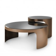 Piemonte Eichholtz coffee table set, 2 pcs.