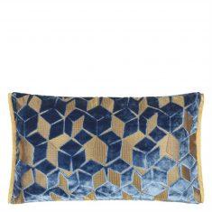 Poduszka dekoracyjna Fitzrovia Cerulean Designers Guild 50x30cm