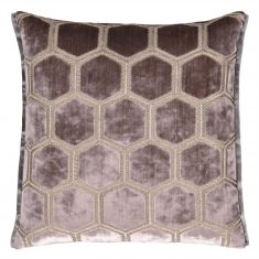 Poduszka dekoracyjna Manipur Amethyst Designers Guild bbhome