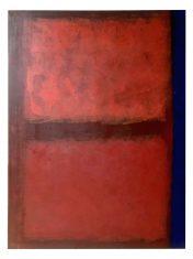 Obraz abstrakcyjny Masterclass ROTHKO I, 100x140cm
