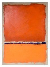 Obraz abstrakcyjny Masterclass ROTHKO III, 100x140cm