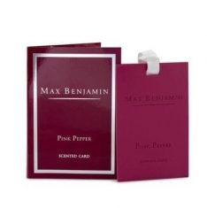 Zawieszka zapachowa Pink Pepper Max Benjamin
