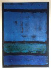 Obraz abstrakcyjny Masterclass ROTHKO II 100x140cm BBHome