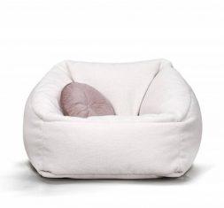 Fotel LUNA Rosanero 80x115x90cm
