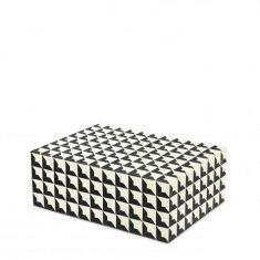 Pudełko dekoracyjne Box Cabas S Eichholtz 28x21x10cm