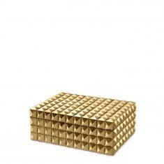 Pudełko dekoracyjne Box Viviënne S. Eichholtz 28x21x10cm