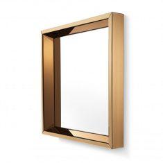 Lustro kwadratowe Sloan Eichholtz 12x100x100cm