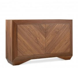 Komoda Decor Walnut 3405 Ziemann 135x46x85cm