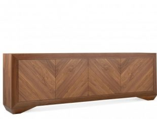 Komoda Decor Walnut 3407 Ziemann 250x46x85cm