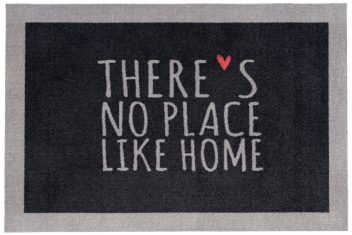 Wycieraczka Theres No Place Like Outdoor BBHome 50x75cm