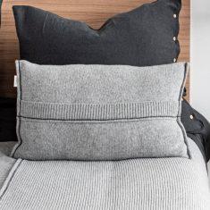 Poduszka Premium Grey MOYHA 70x40cm