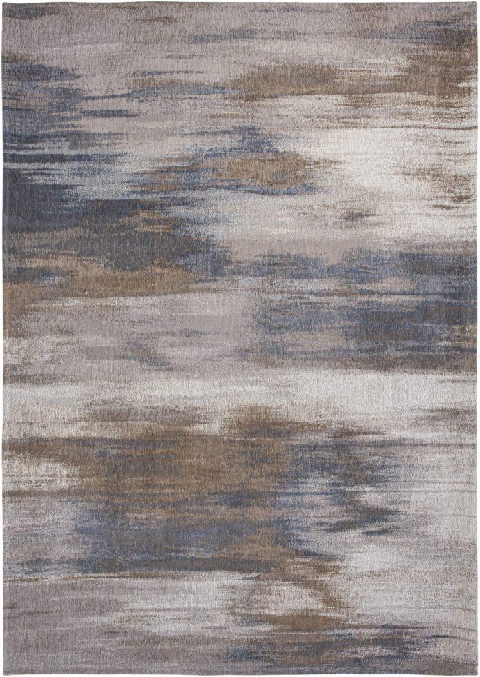 Szaro Beżowy dywan nowoczesny - GREY IMPRESSION 9122 Louis De Poortere