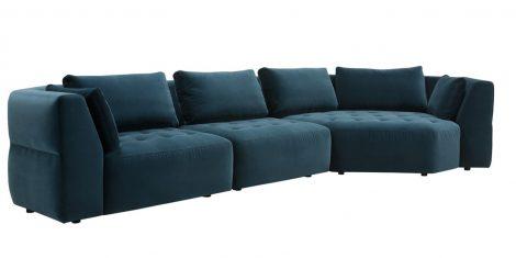 Sofa modułowa narożna Cleo Sits