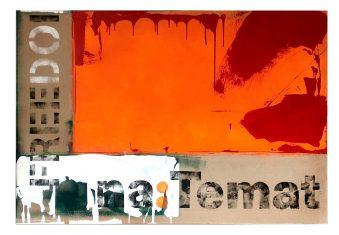 Obraz FREE MEDIA 160x110cm BBHome