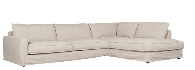 Sofa narożna Malte Sits