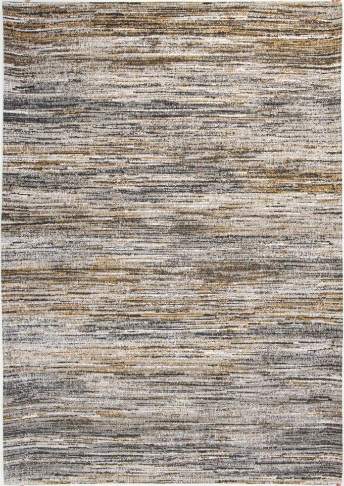 Kolorowy Dywan w Paski - WOOD 9124 Louis De Poortere