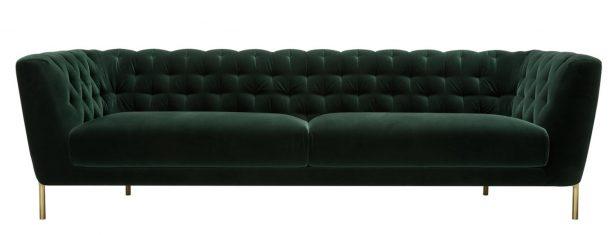 Sofa pikowana Valentin Sits