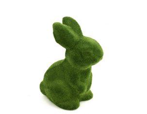 Króliczek Bunny Sitting Green BBHome 7x5x10cm