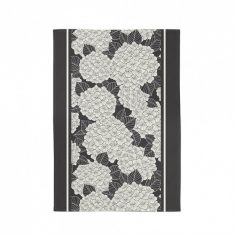 Ręcznik kuchenny Bilbatu Hortensias Reglisse Jean-Vier 50x70cm