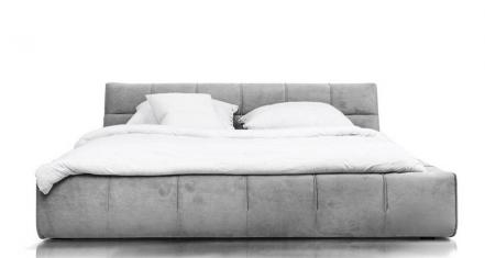 Łóżko tapicerowane Chloe Rosanero
