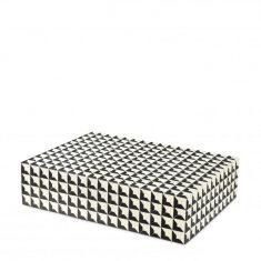 Pudełko dekoracyjne Box Cabas L. Eichholtz 40x30x10cm bbhome