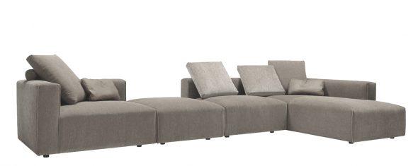 Sofa narożna Liam Sits