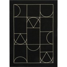 Dywan Signet Black Carpet Decor