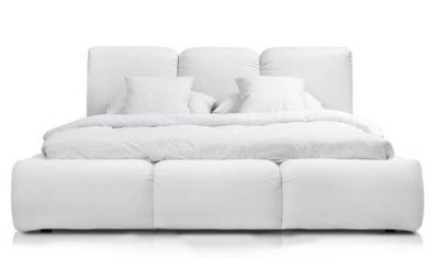 Łóżko tapicerowane Tufti Rosanero