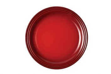Talerz obiadowy Cherry Le Creuset, bbhome