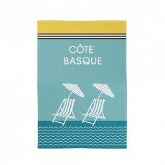 Ręcznik kuchennyBasque Coast Kontatu Cote Jean-Vier 50x70cm