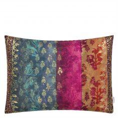 Poduszka dekoracyjna Kasavu Amethyst Designers Guild 60x45cm